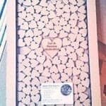 ** LIMITED OFFER - PERSONALISED WEDDING DROP BOX **