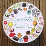 Personalised Grandad's Sweet Tin (Wording Can Be Changed) - FREE POSTAGE