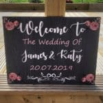 Welcome To Our Wedding - Design 5