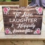 To Love Laughter & Happily Ever After