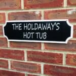 Personalised Perspex Sign / Street Sign - Any Wording